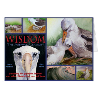 WISDOM Notecards Card