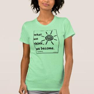 Wisdom of Buddha Quotes (No. 1) T-Shirt