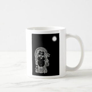 "Wisdom of ""marebito "" mugs"