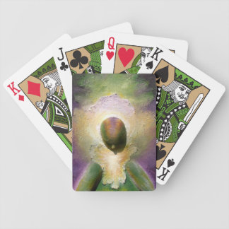 """Wisdom of the Healing Heart"" Playing Cards"