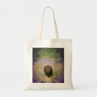 """Wisdom of the Healing Heart"" Tote Bag"