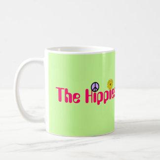 """Wisdom of the Hippies"" Mug"