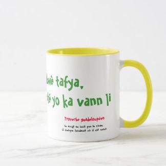 Wisdom of the islands mug