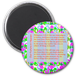 WISDOM QUOTE BIBLE xmas,christ,holidays,festival, 2 Inch Round Magnet