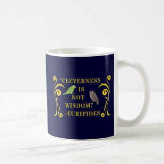 Wisdom Quote Mug