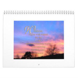 Wisdom Sayings Calendar