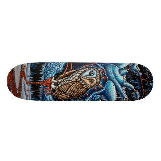 Wisdom Skateboard