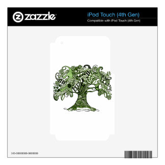 Wisdom Tree iPod Touch 4G Decal