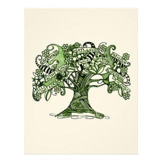 Wisdom Tree Letterhead