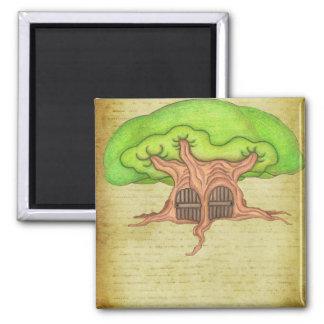 Wisdom Tree Magnet