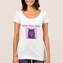 Wise Chiari Warrior T-Shirt