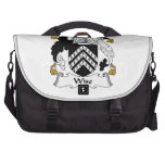 Wise Family Crest Commuter Bag
