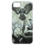 Wise Guy. Creepy Owl Products. iPhone 5 Cases