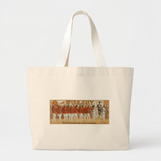 Wise Guy Vintage 1906 Theatrical Poster Tote Bags