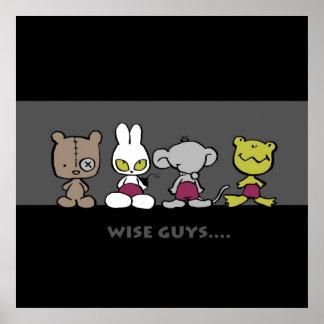 Wise Guys Print