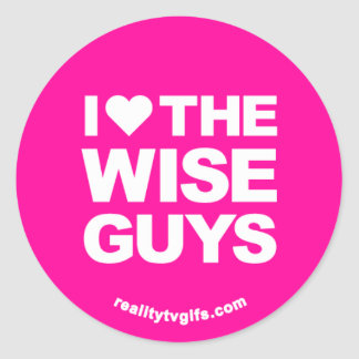 Wise Guys - Stickers
