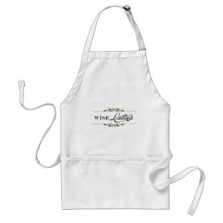 wise_latina adult apron
