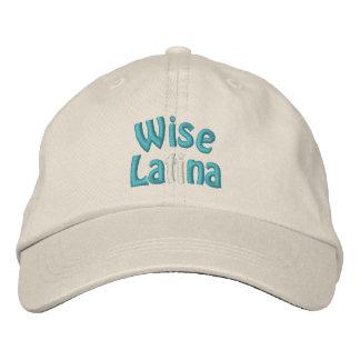 Wise Latina Girl Hat (Guatemala)