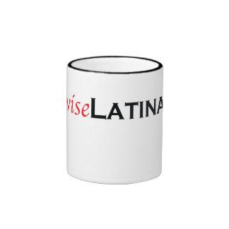 Wise Latina Ringer Mug