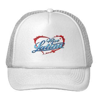 Wise Latina Trucker Hat
