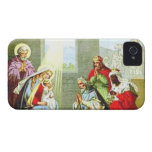 Wise Men At The Nativity Case-Mate iPhone 4 Case