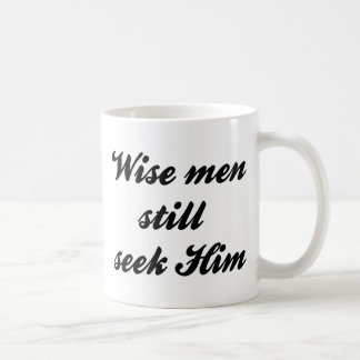 Wise Men Coffee Mug
