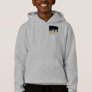 Wise Men go , to Church... Hoodie