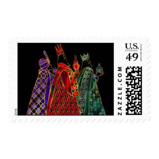 Wise Men Postage
