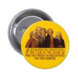 Wise Men Raised up by God for this Purpose Pinback Button