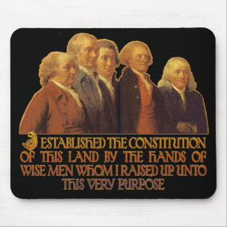 Wise Men Raised up by God for this Purpose Mouse Pad