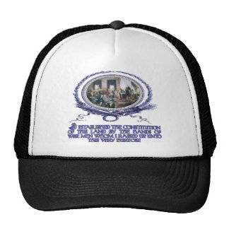 Wise Men Raised up by God for this Purpose Trucker Hat