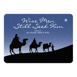 Wise Men Still Seek Him Card