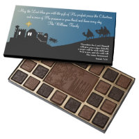 Wise Men Still Seek Him Christian Christmas Assorted Chocolates
