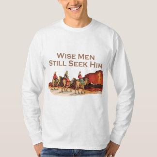 Wise Men Still Seek Him, Christmas T-Shirt