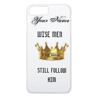 Wise men still seek Him iPhone 7 Case