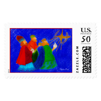 Wise Men Still Seek Him ! Postage