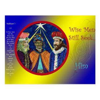Wise Men Still Seek Him! Postcard