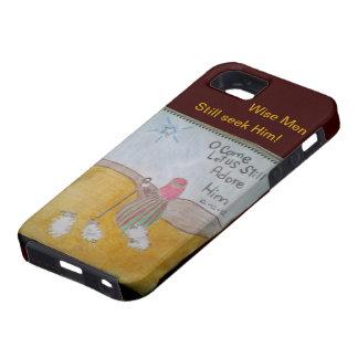 Wise Men Still Seek Him Vibe Iphone5 (2) iPhone SE/5/5s Case