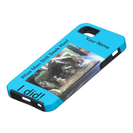 Wise Men Still Seek Him Vibe Iphone5 iPhone 5 Covers