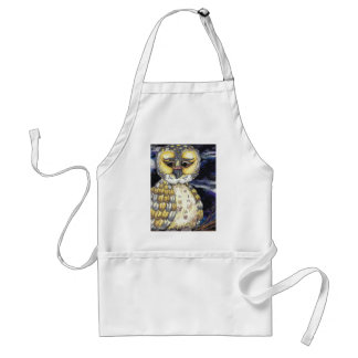 Wise Old Owl Apron