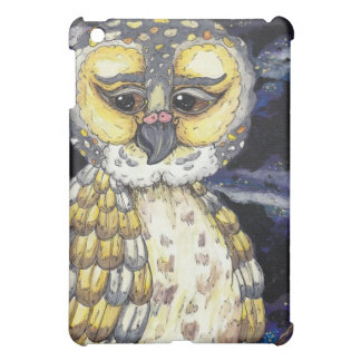 Wise Old Owl  Cover For The iPad Mini