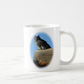 Wise Old Owl Mug