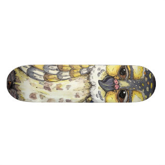 Wise Old Owl Skateboard