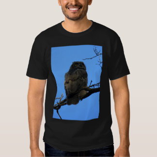 Wise Old Owl T Shirt