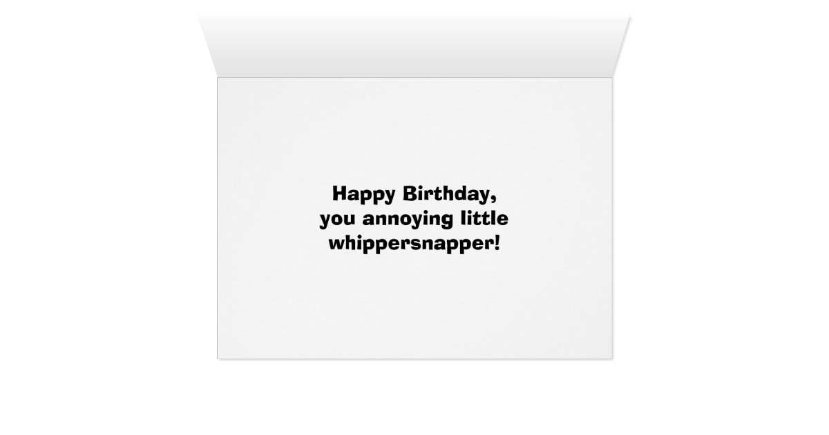 Wise Old Tortoise Happy Birthday Humor Card – Happy Birthday Humor Cards
