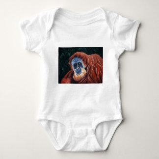 Wise One - Orangutan Baby Bodysuit