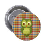 Wise Owl Buttons