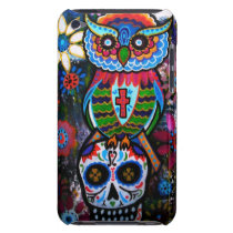 WISE OWL BY PRISARTS BARELY THERE iPod COVER