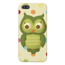 Wise Owl Case For iPhone SE/5/5s