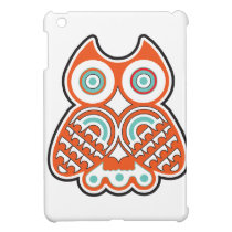 Wise owl cover for the iPad mini